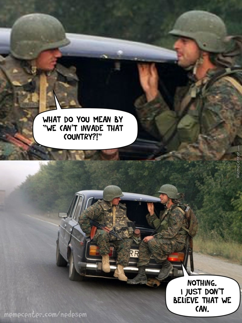 Low Budget Military By Nedesem Meme Center