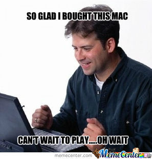 Mac Gaming At It's Best
