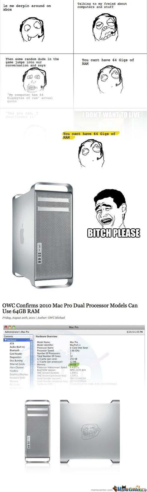 Mac Pro - Deal With It