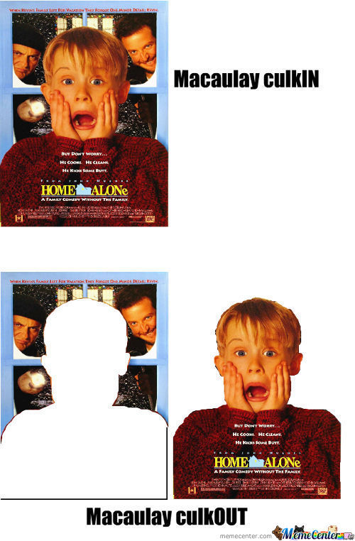 Macaulay Cilkin Out Of Frame