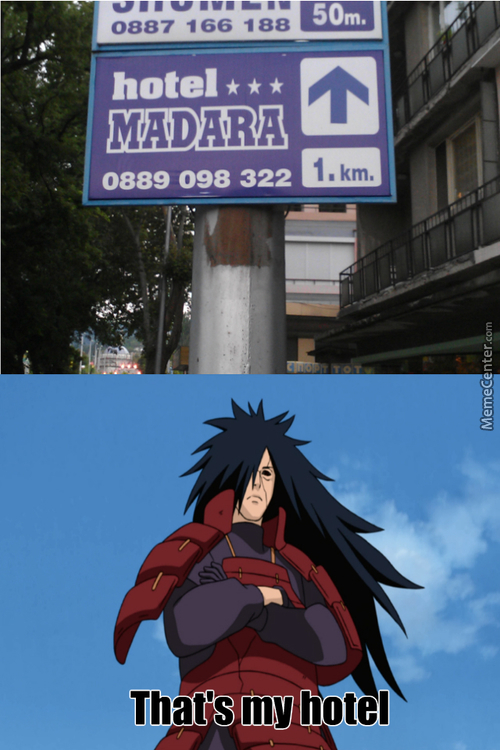 Madara Started A New Business