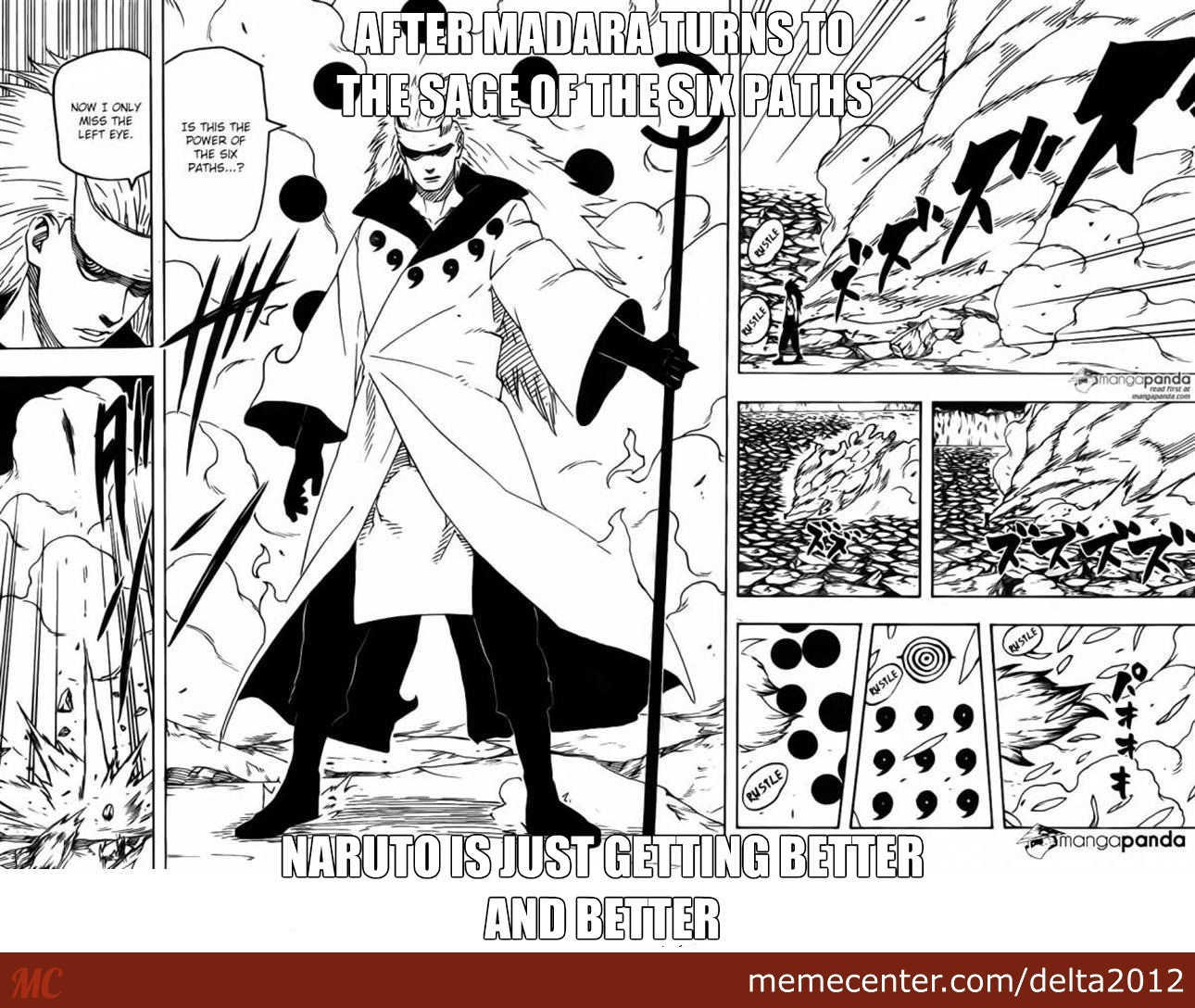 madara the sage of the six paths by delta2012 meme center