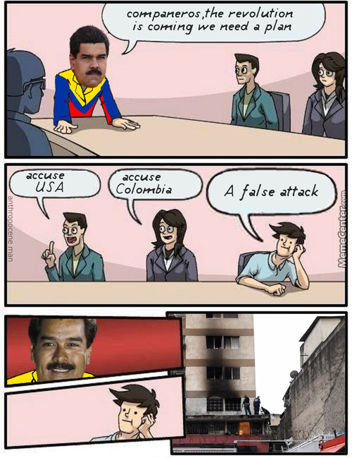Maduro's Boardroom Suggestions