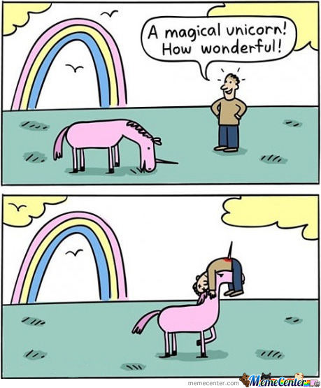 Magical Unicorn!