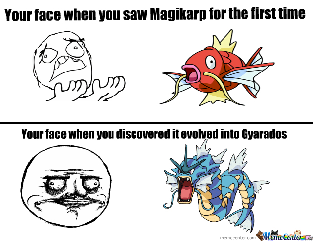 magikarp meme for pinterest - photo #26