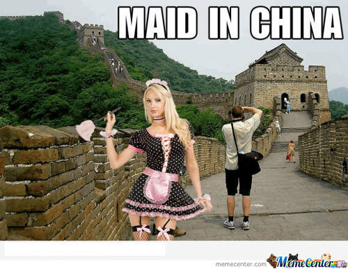 Maid In China