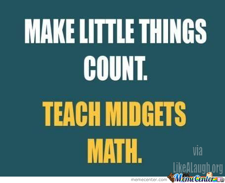 Make Little Things Count - Likealaugh.org