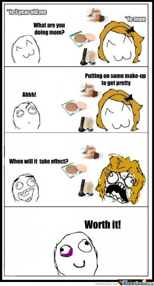 Make-Up Troll