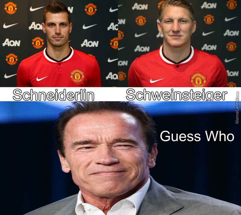 Manchester United S Next Signing By Negergoose Meme Center