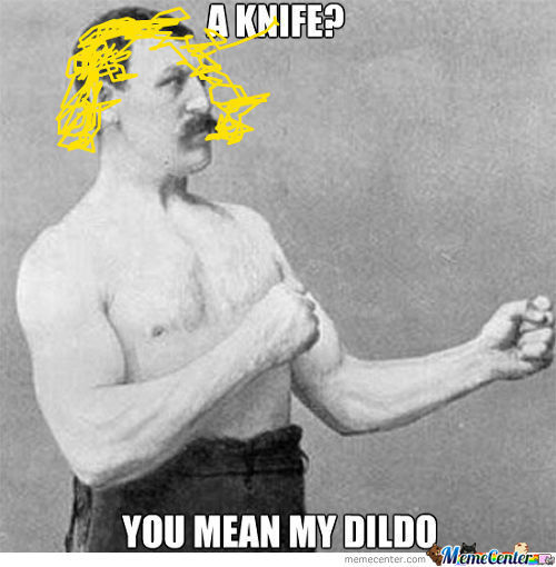 Manly Women?
