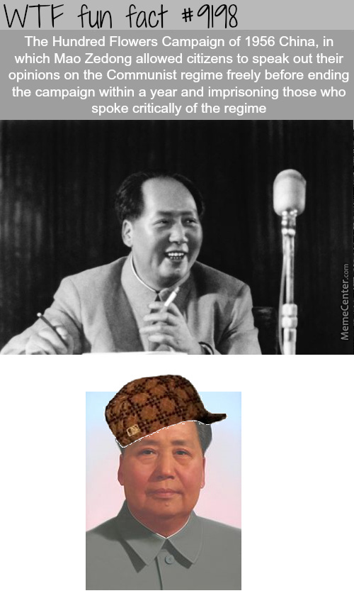 Mao Was Not A Good Man