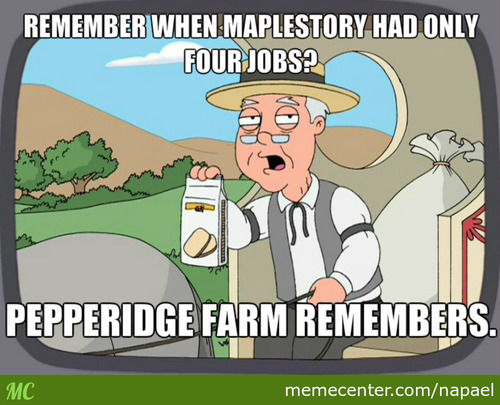 Maplestory Of The Past