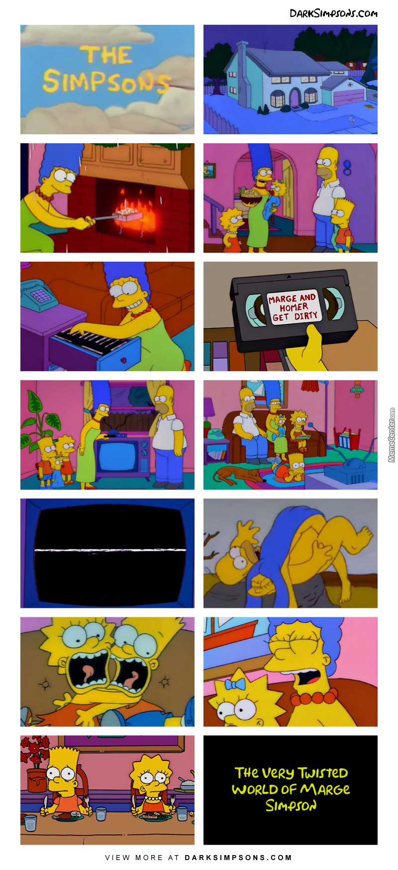 Marge: You Should Listen To Your Heart, And Not The Voices In Your Head.