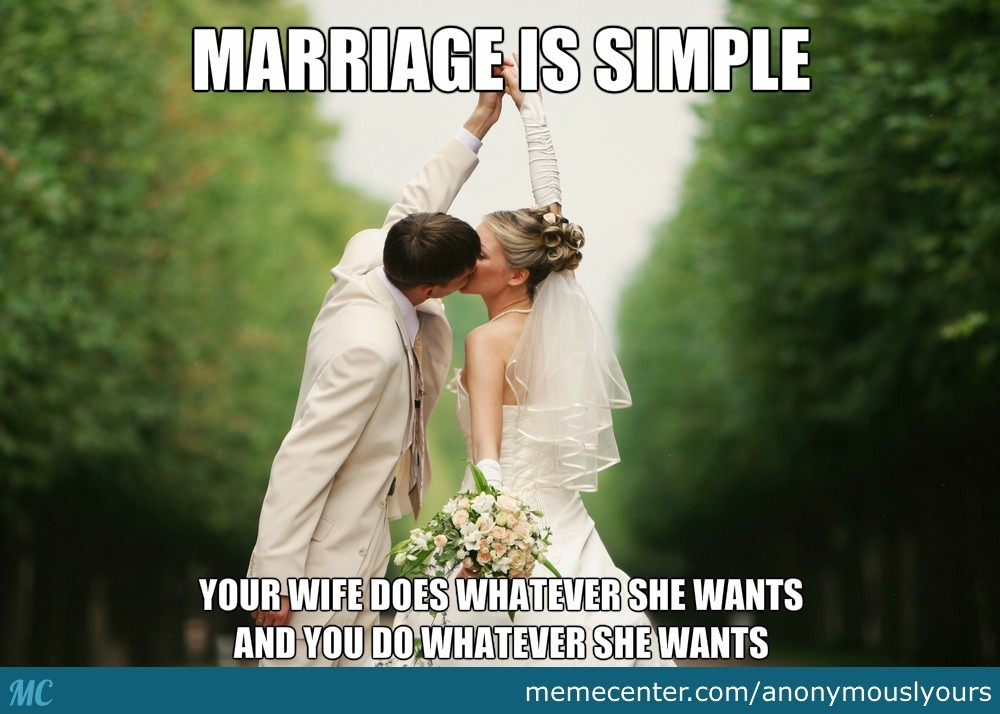 marriage is simple_o_2508529 marriage memes best collection of funny marriage pictures