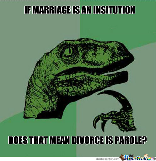 Marriage=Jail