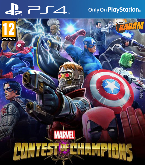 marvel contest of champions_o_5404361 marvel contest of champions by vitor1993 meme center