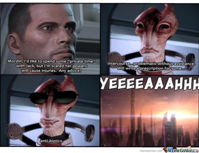 Mass Effect 2 Meme (Found It Online, Not Mine)