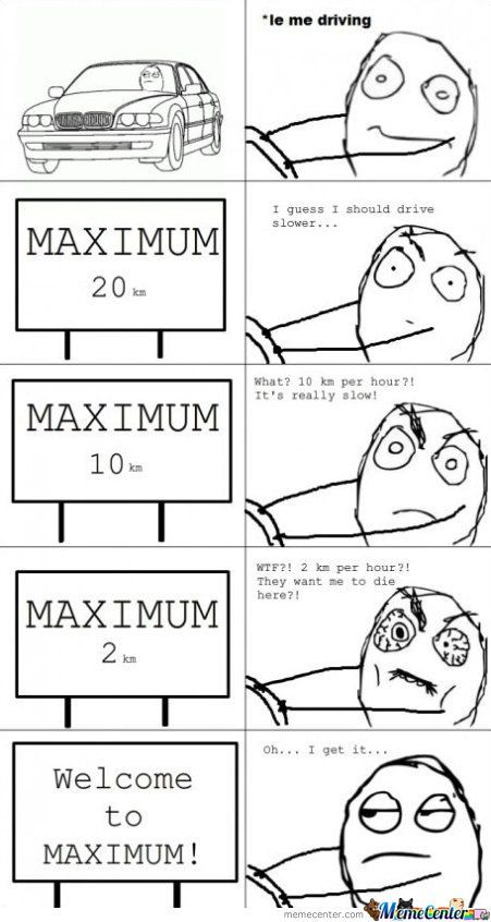 Maximum Lol