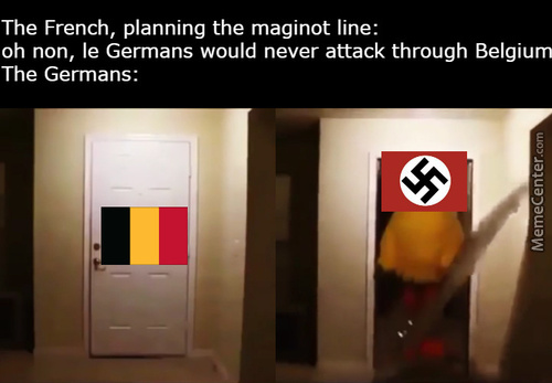 May 10Th, 1940 (Colorized)