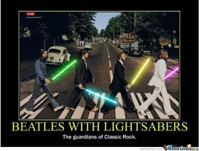 May The Force Of Classic Rock Be With You