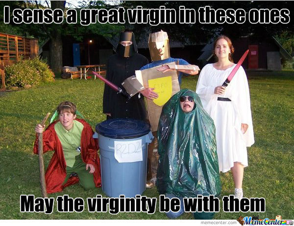 May The Virginity Be With Them