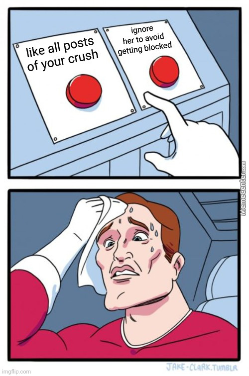 Maybe It'S Hard To Choose
