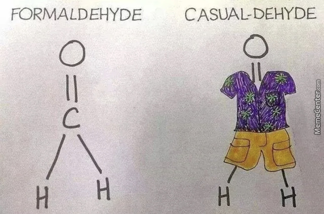 Maybe We Treated Chemistry To Harshly