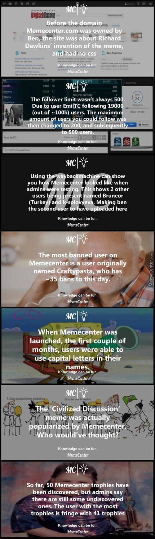 Mc Facts: An Homage To Bako (Tremendous Thanks To Doulla For Helping Me Find Facts)