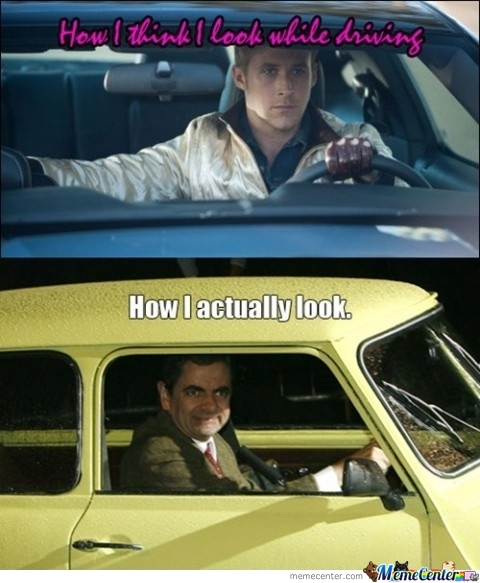 Me Driving