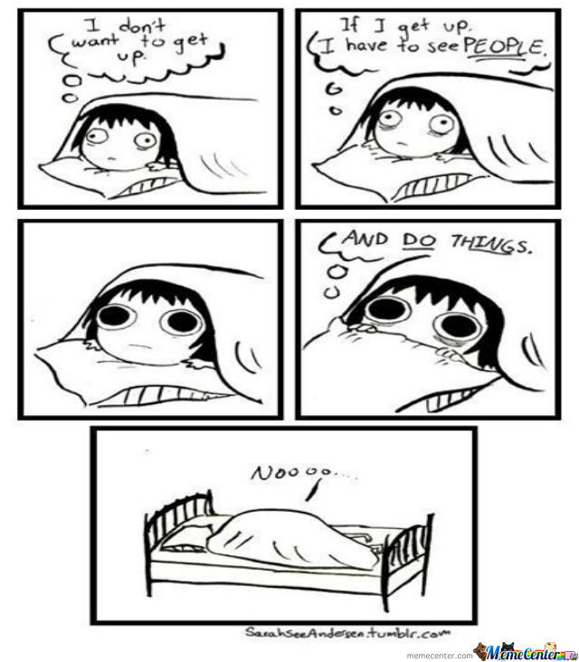 Me Every Morning
