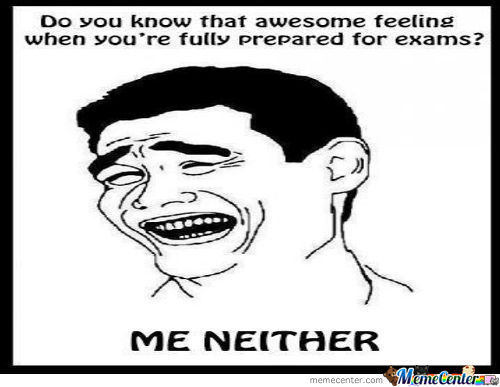 Me Neither