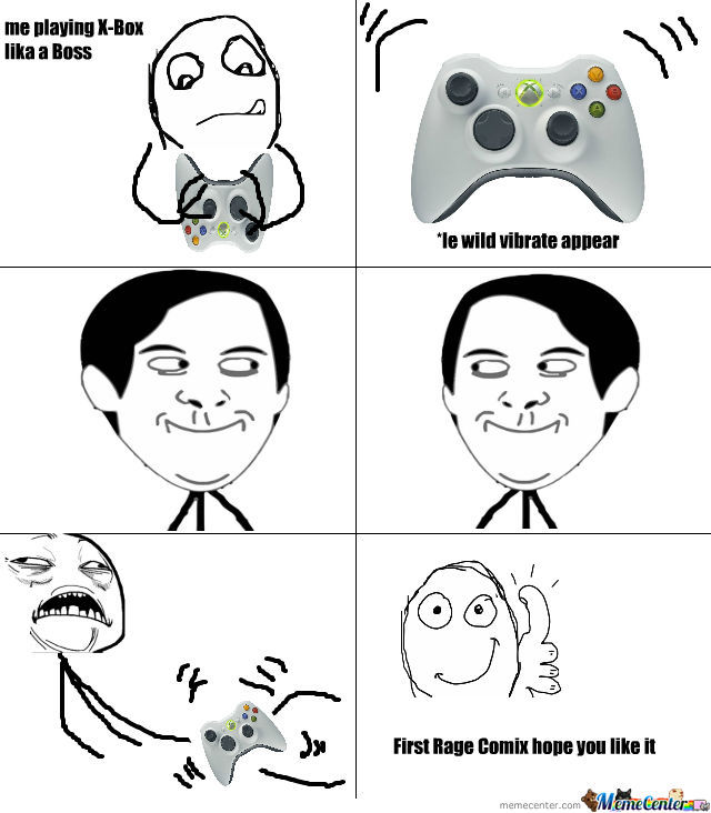 Me When Playing Xbox