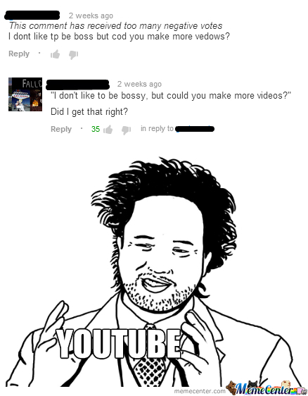 Meanwhile At Youtube