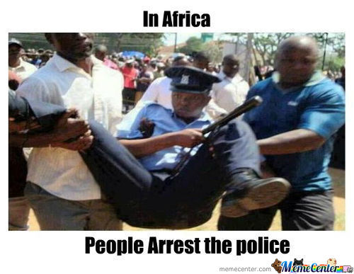 Meanwhile In Africa
