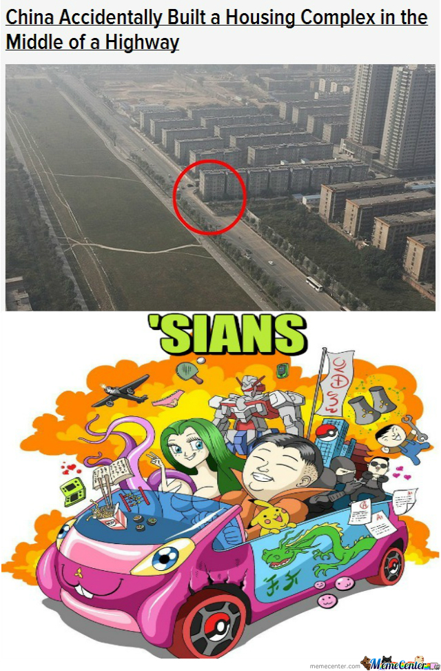 Meanwhile In China ..