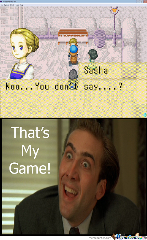 meanwhile in harvest moon_o_1606419 meanwhile in harvest moon by joshua_audrey meme center,Harvest Moon Meme