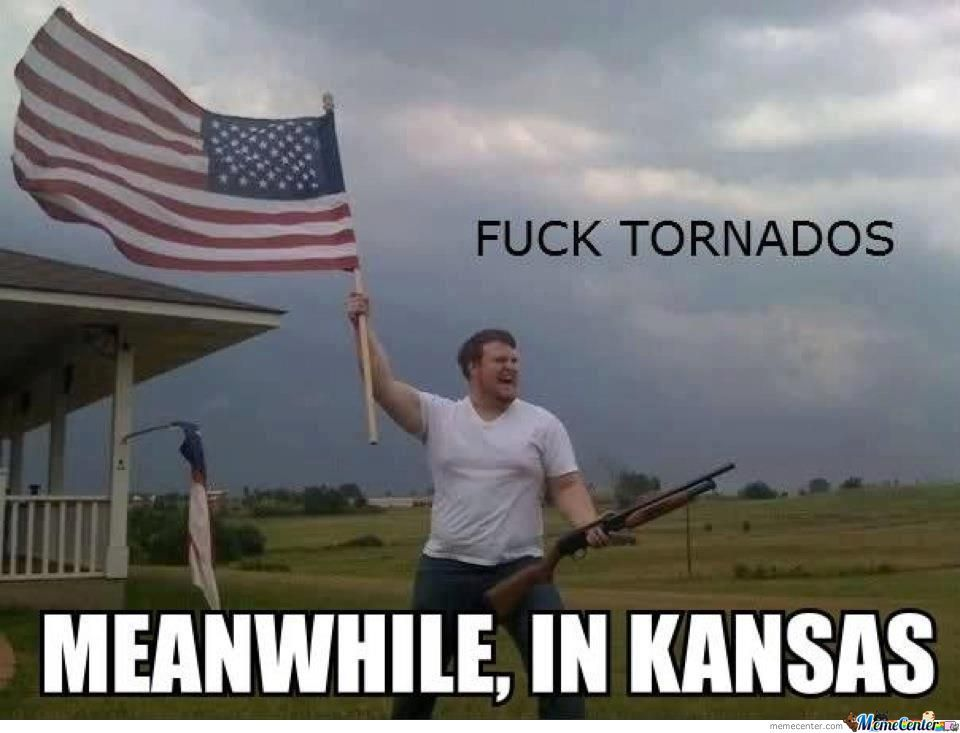 Meanwhile In Kansas