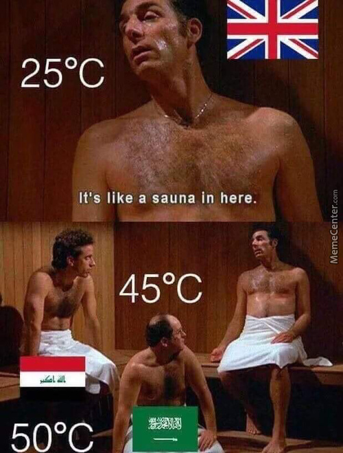 Meanwhile In Middle East