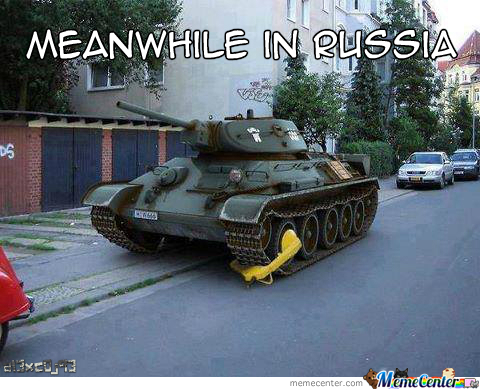 meanwhile in russia by al3xc0j93 meme center