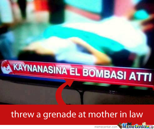 Meanwhile In Turkey News