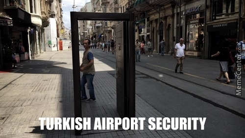 Meanwhile In Turkey