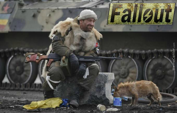 Fallout  Canned Dog Food Location