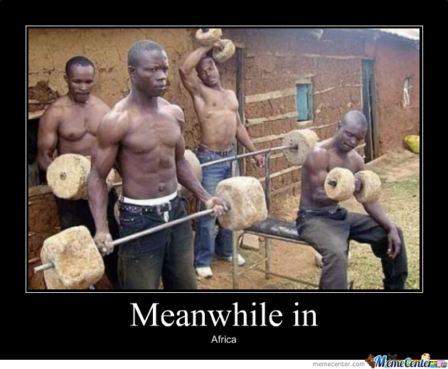 Workout Motivation Meme Funny : Meanwhile in by harryx070695 meme center