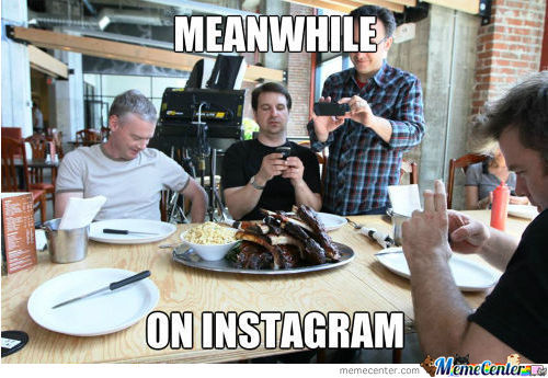 Funny Memes For Instagram Bios : Memes that are so you stalking people on social media her campus