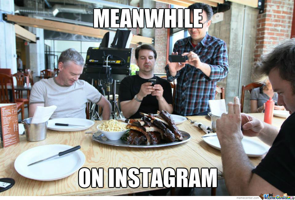 Funny Instagram Meme Pictures : Meanwhile on instagram by likeaboss meme center
