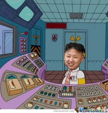 Meanwhille In North Korea