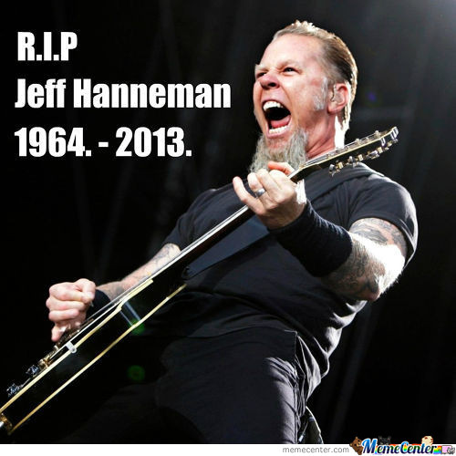 Megadeth Will Miss You