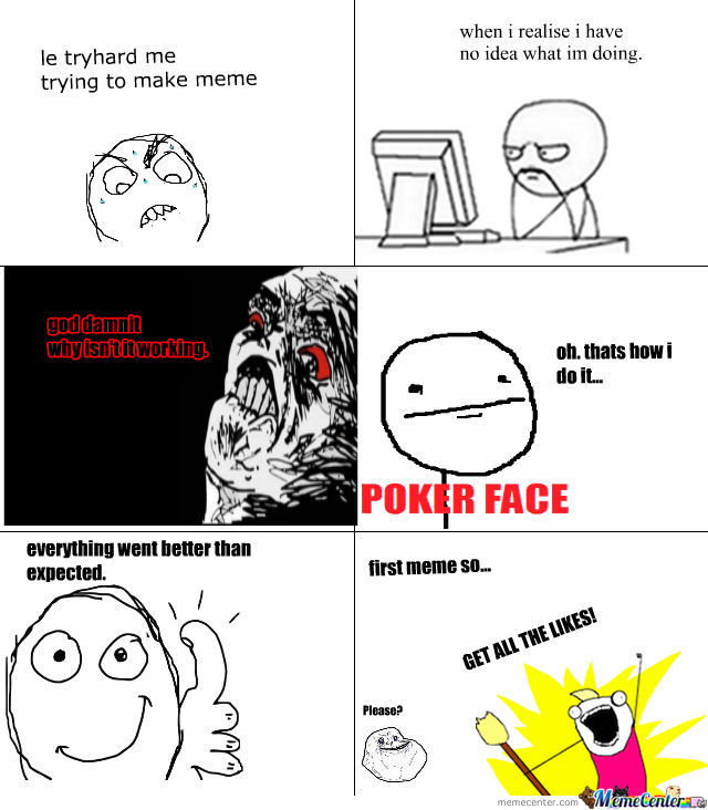 Meme Maker Fail