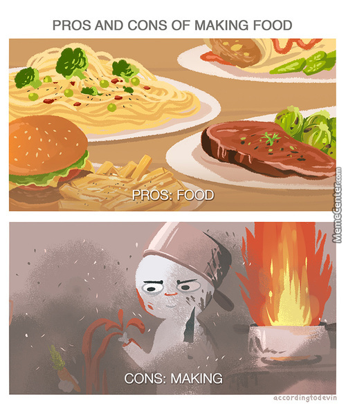 Meme Reimagined: Food Edition