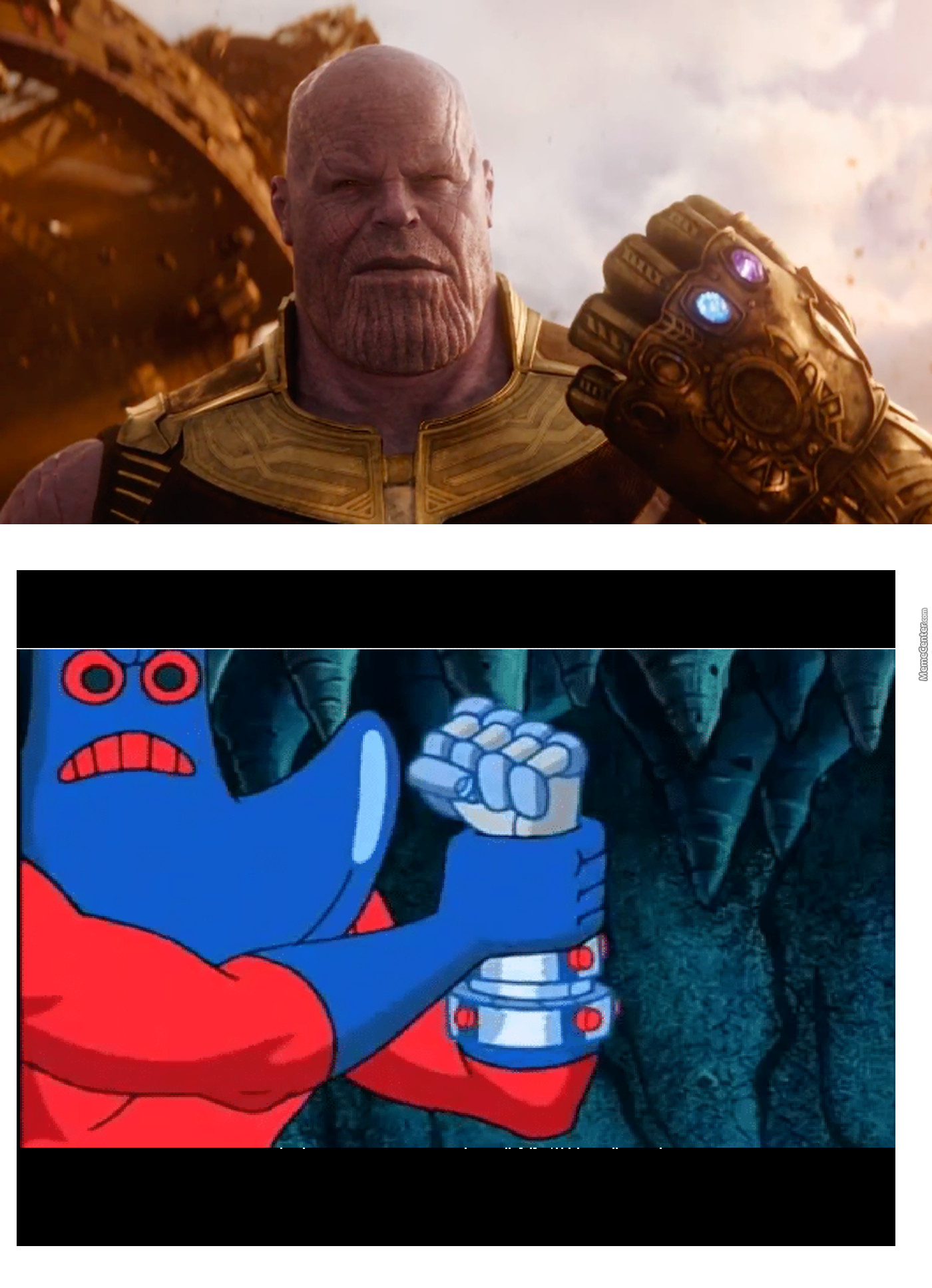Meme Thanos And Man Ray 2018.png